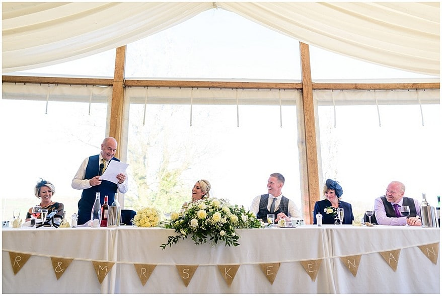 wedding marquee at trevenna barns 46