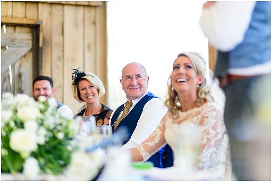 top table at a trevenna barns wedding 49