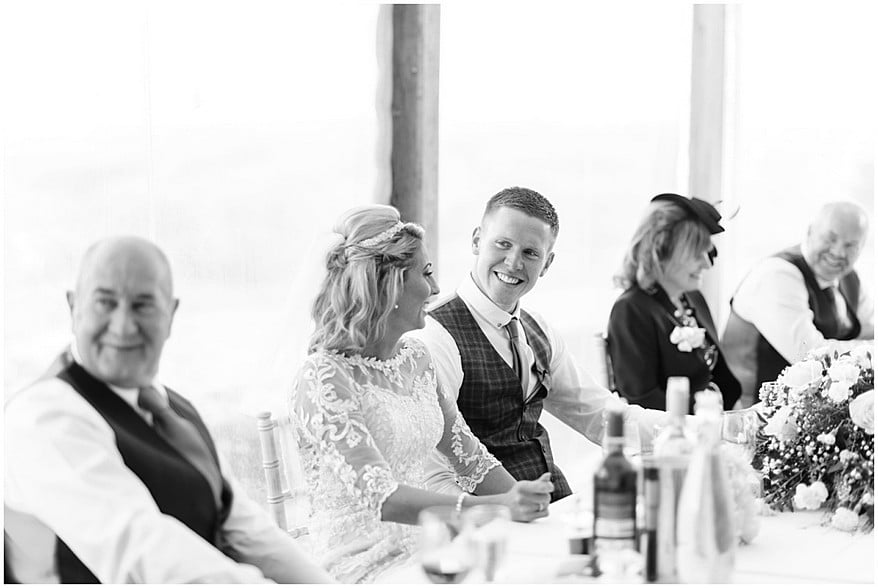 black and white wedding photography at trevenna barns 55