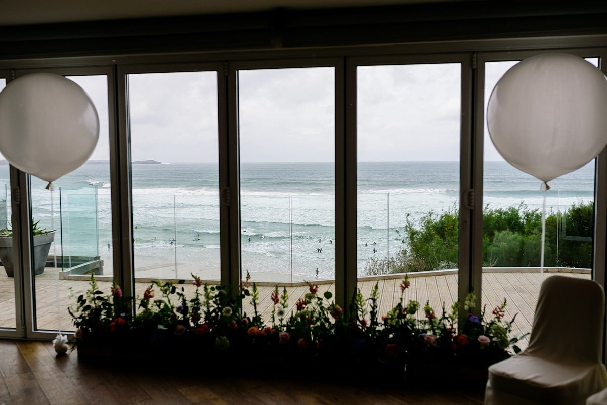 wedding at Watergate Bay Hotel 12