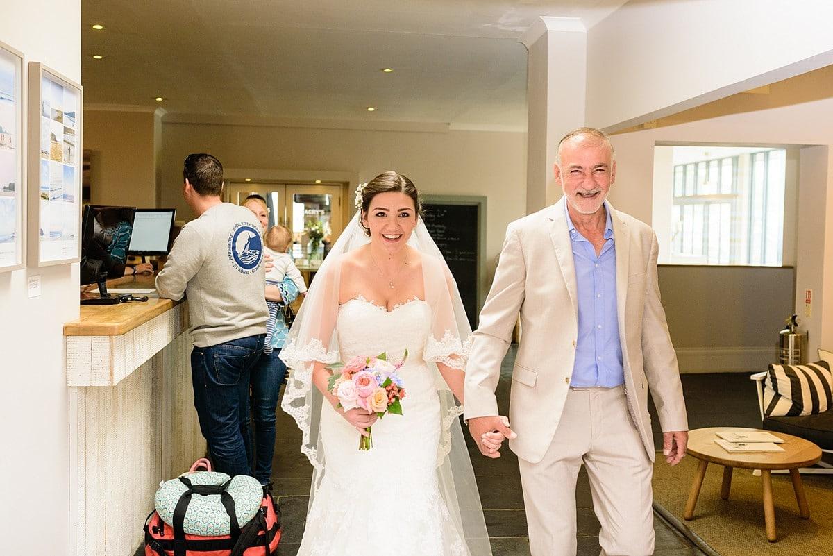 wedding at Watergate Bay Hotel 18