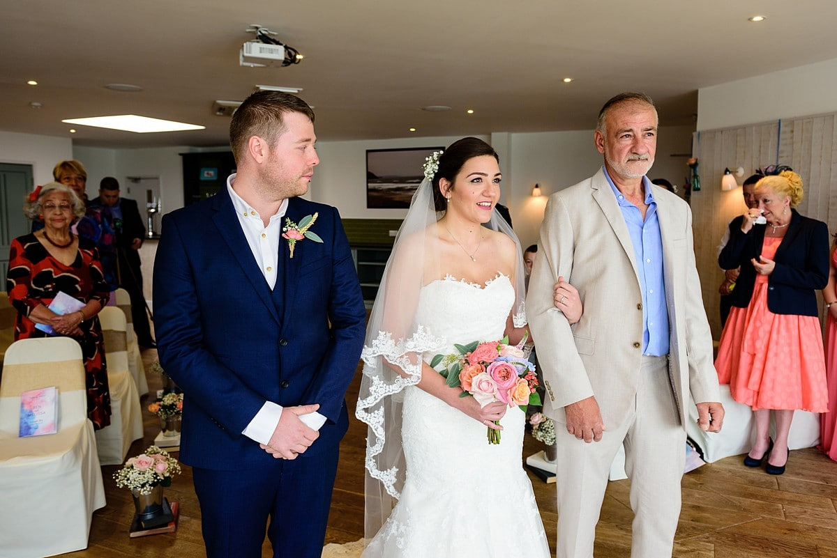 wedding at Watergate Bay Hotel 20