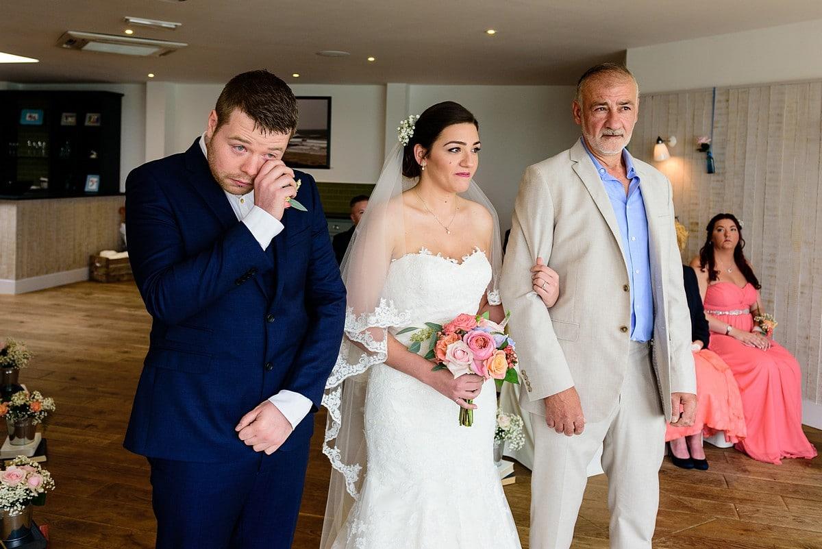 wedding at Watergate Bay Hotel 21
