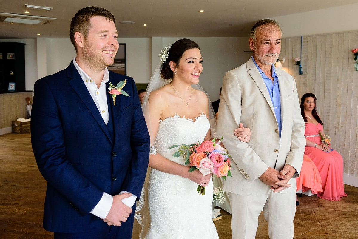 wedding at Watergate Bay Hotel 23