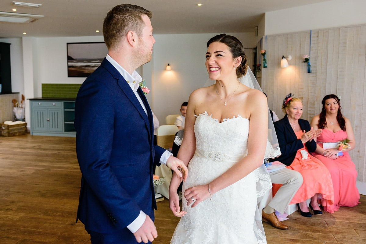 wedding at Watergate Bay Hotel 32