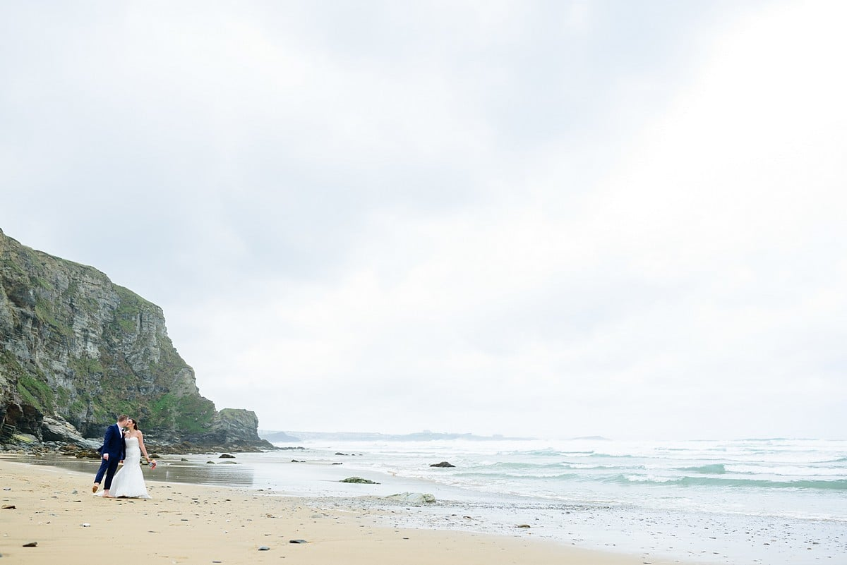 wedding at Watergate Bay Hotel 54