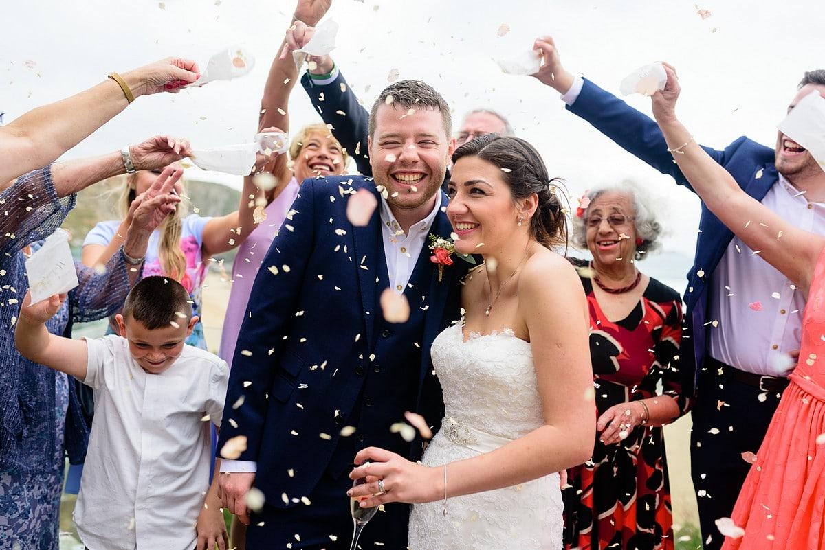 wedding at Watergate Bay Hotel 57