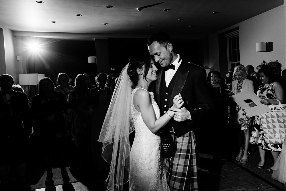 First dance at Pendennis Castle 1
