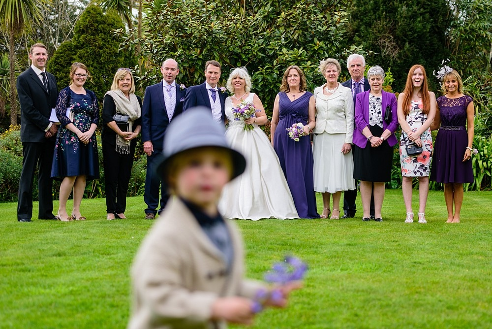 candid moments at a St Michael's Hotel wedding 1