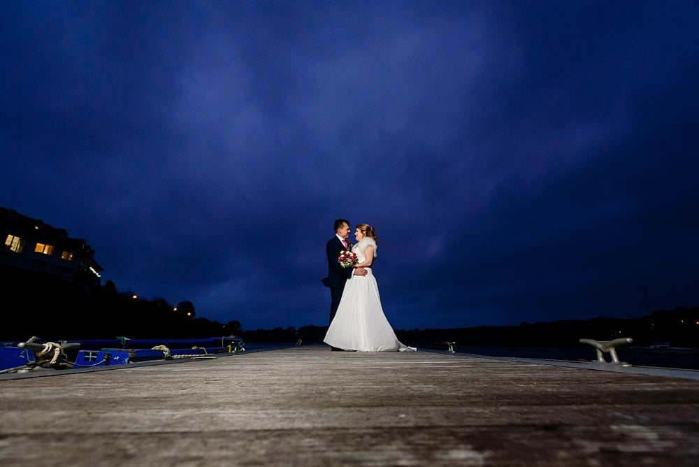 The Greenbank Hotel wedding in Falmouth 1