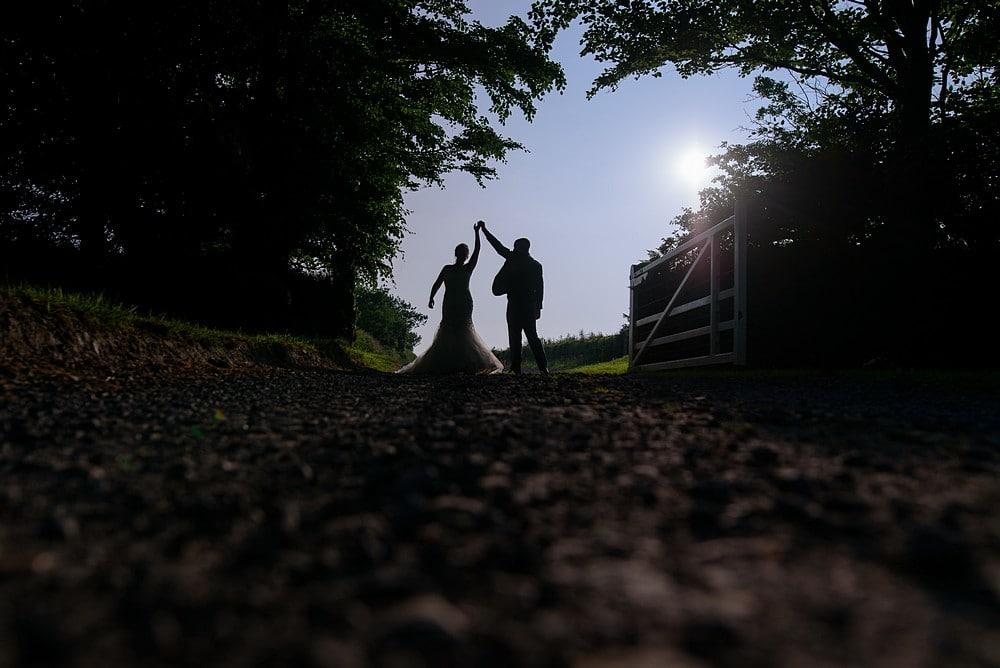 Best Wedding photography at Trevenna Barns 1