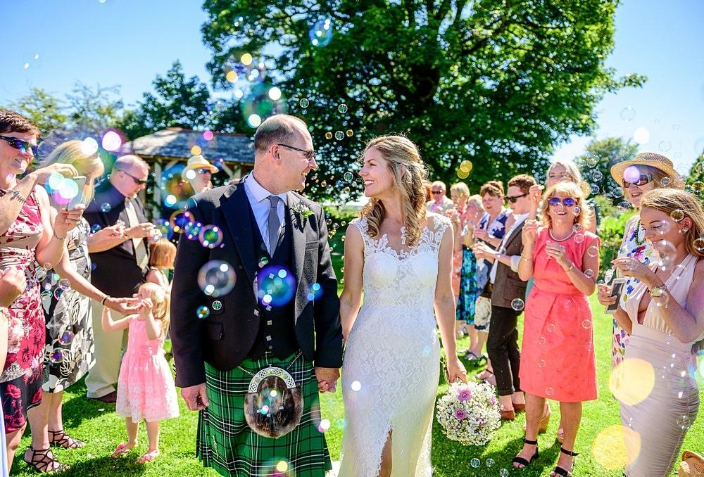 Best wedding photographer at Trevenna barns 1