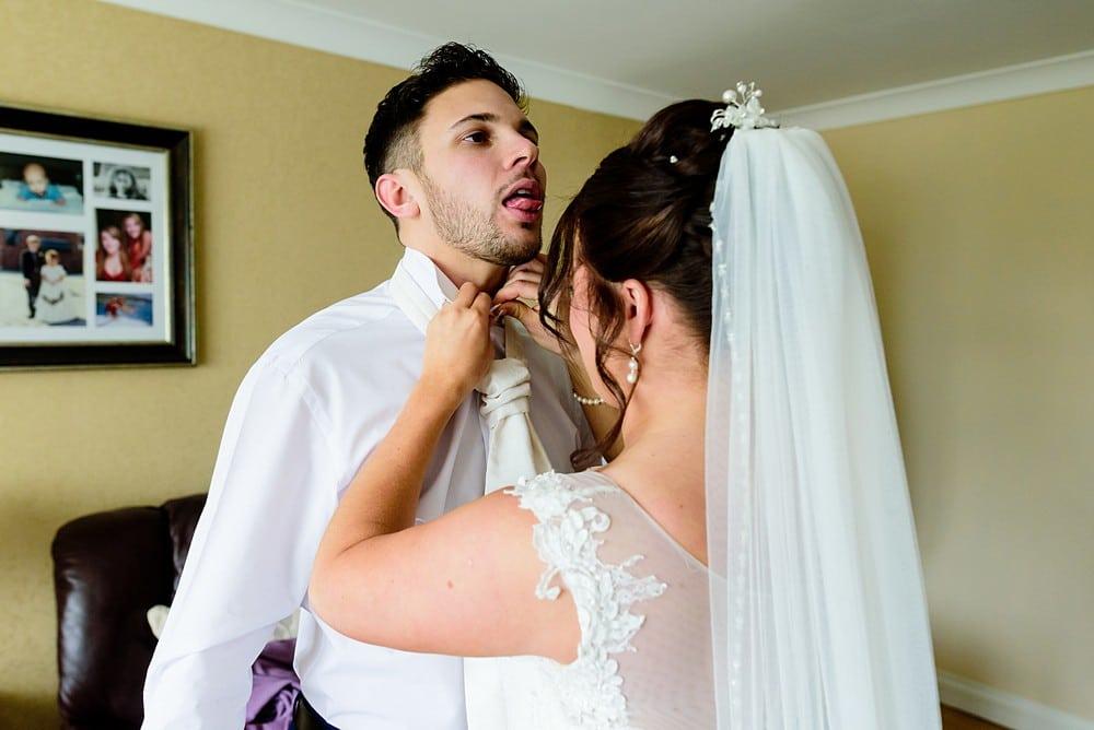 Reportage wedding photographer cornwall 1