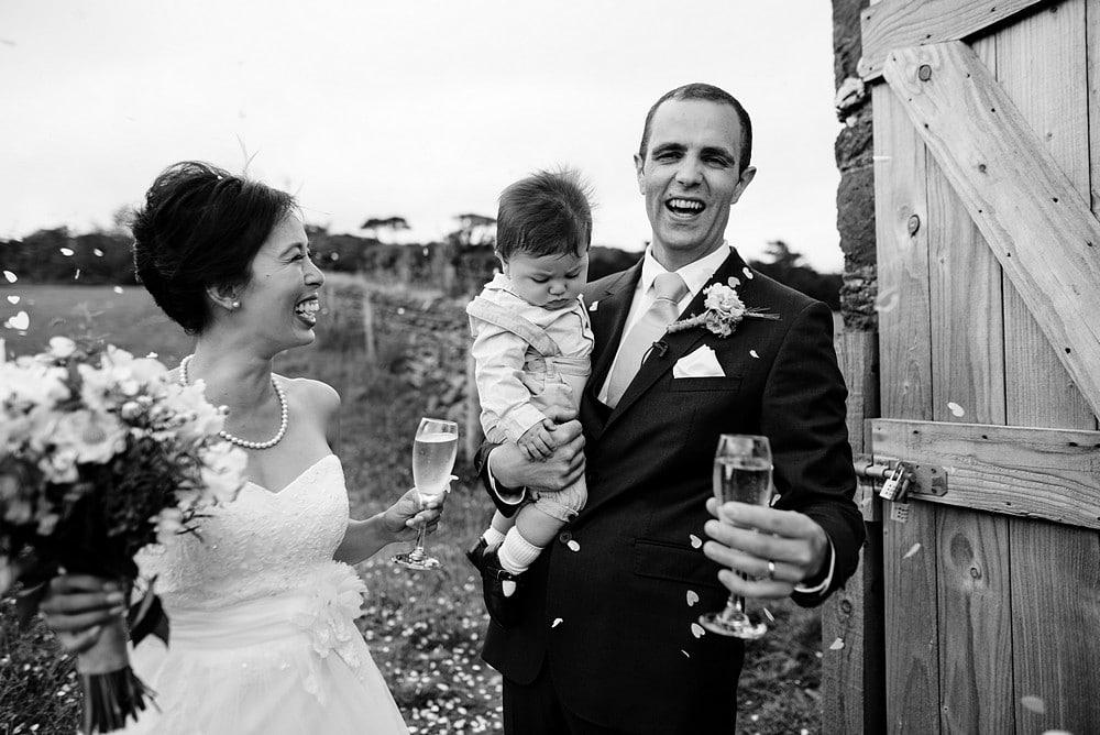 Reportage wedding photographer cornwall 10