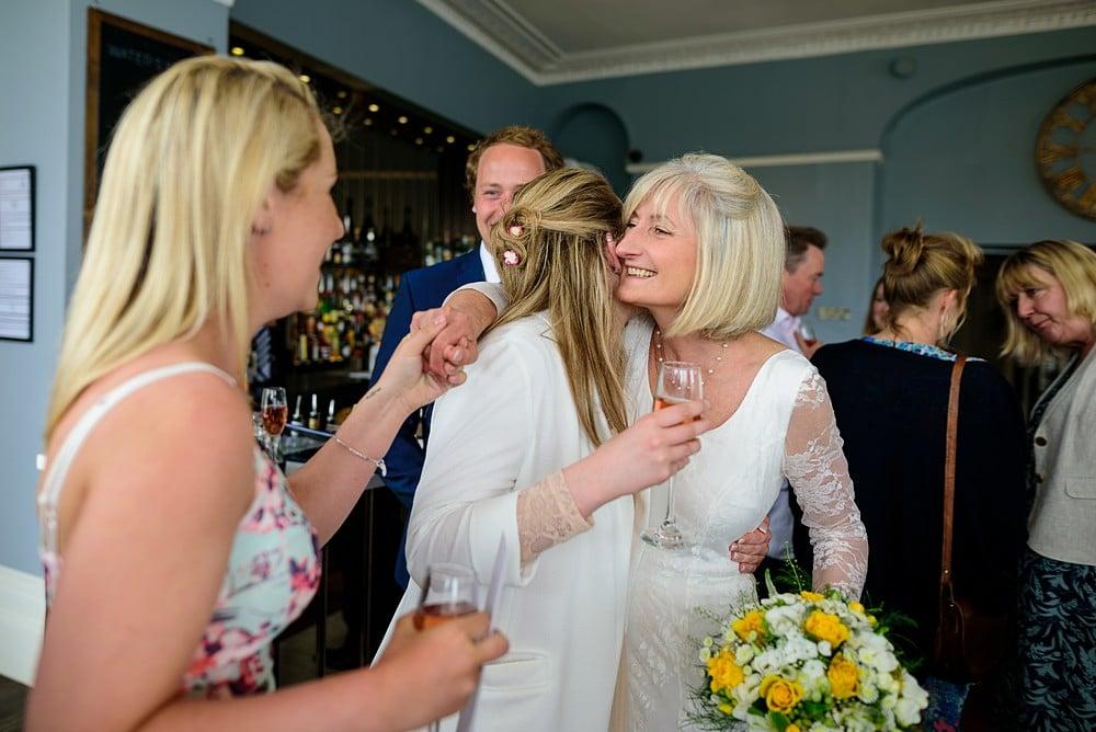 Reportage wedding photographer cornwall 27