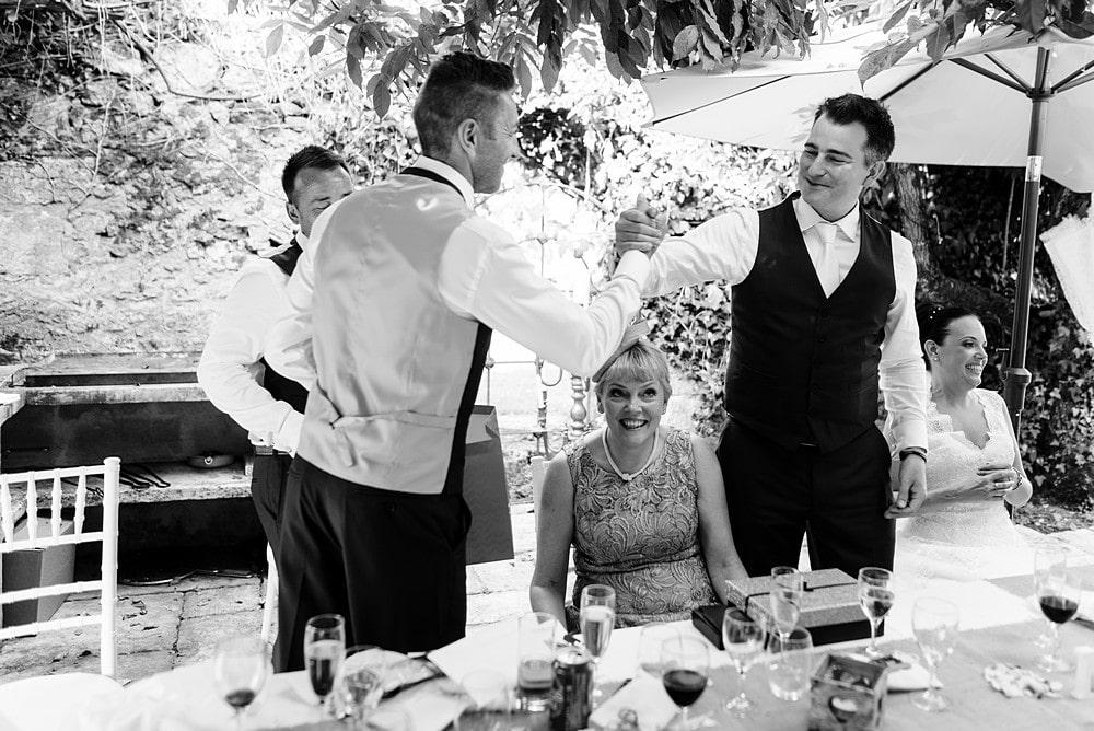 Reportage wedding photographer cornwall 29
