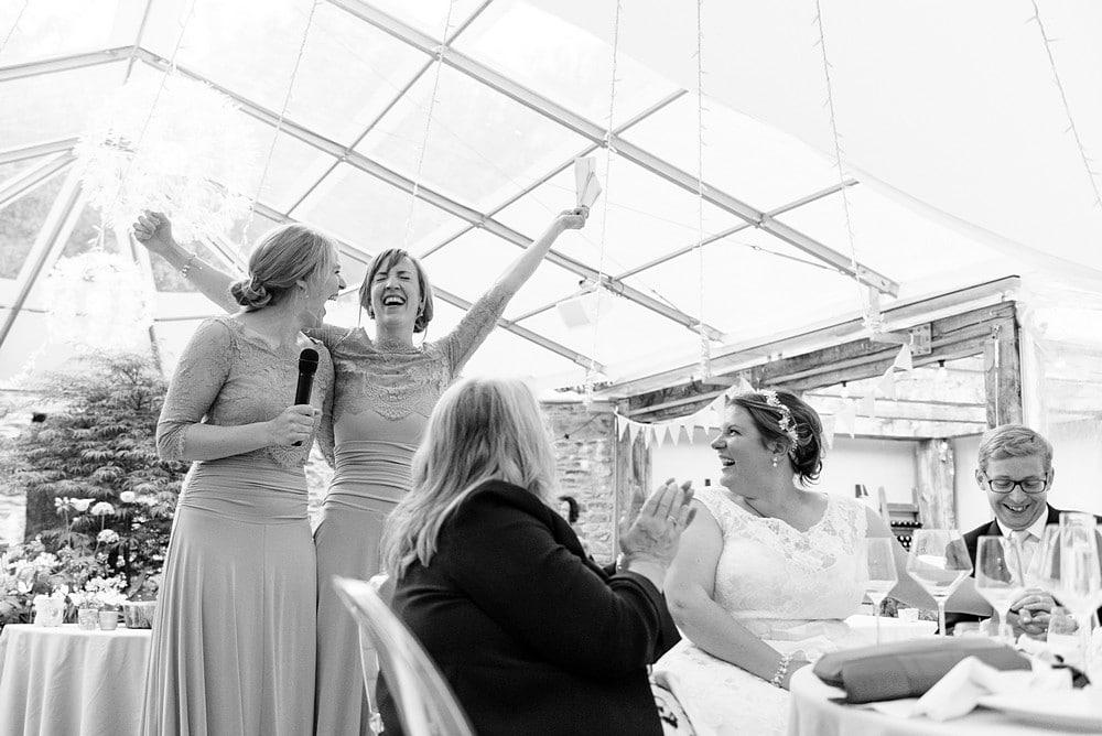Documentary wedding photographer Cornwall 1