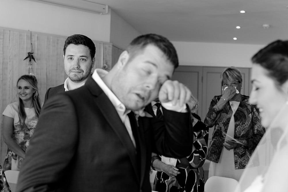 Documentary wedding photographer Cornwall 10