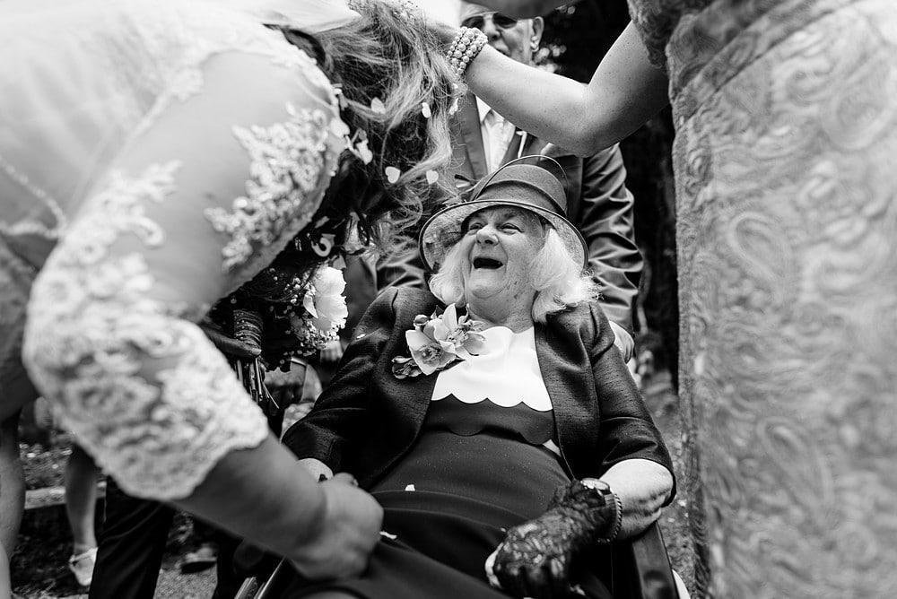 Documentary wedding photographer Cornwall 11