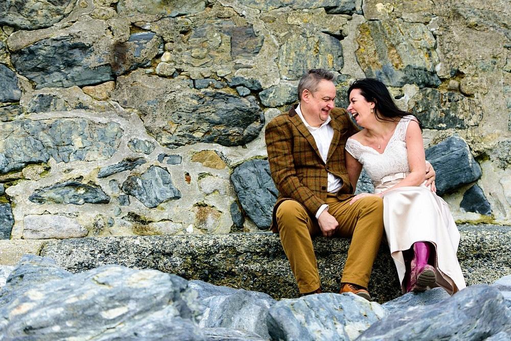 Documentary wedding photographer Cornwall 13