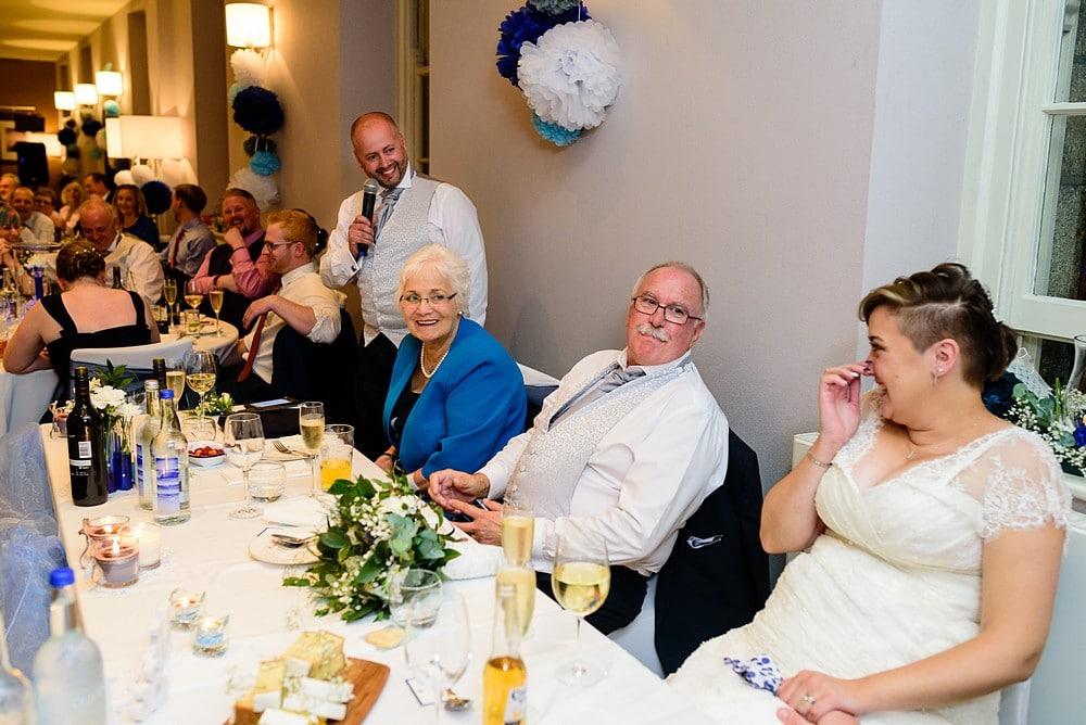 Bestman wedding speech at Pendennis Castle 103