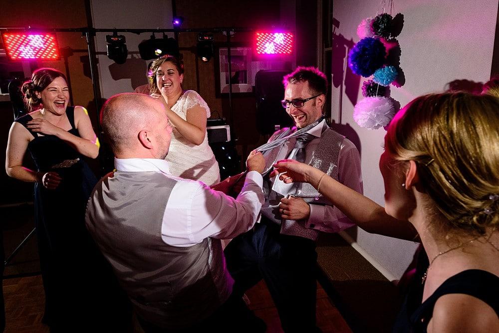 Dave & Ellen's wedding at Pendennis Castle 122
