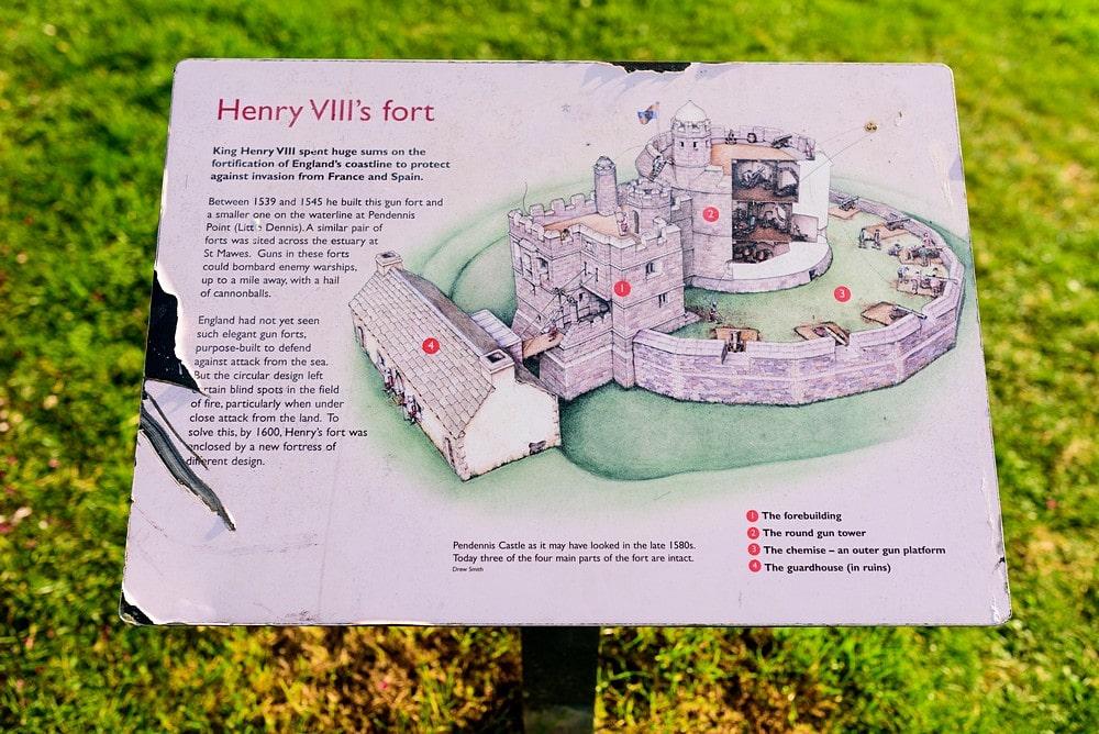 Pendennis Castle 19