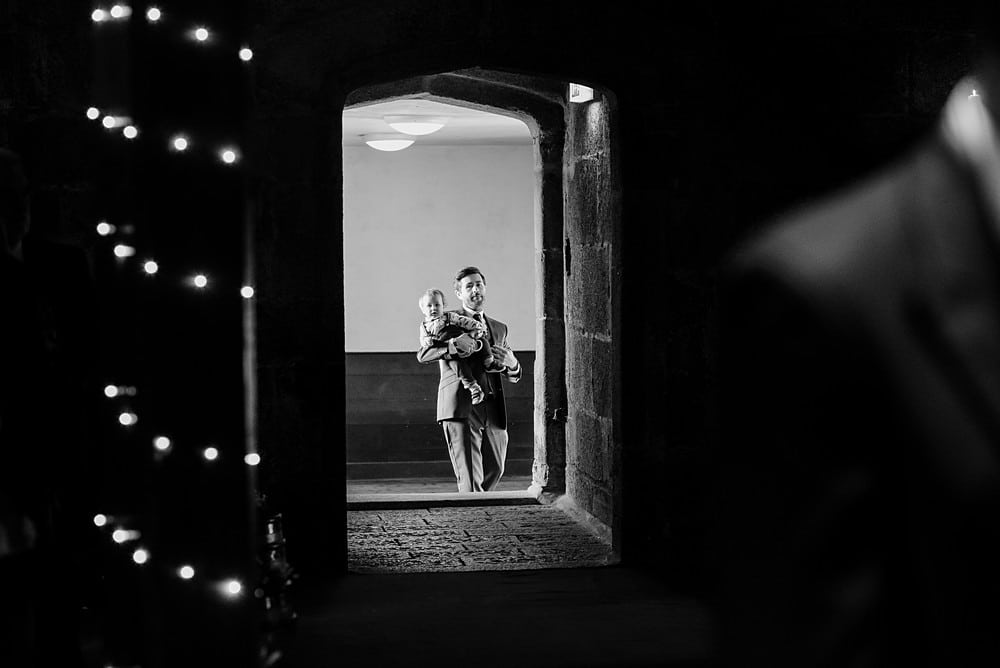 Documentary wedding photography at Pendennis Castle 44