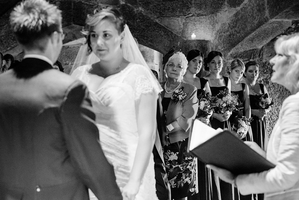 Documentary wedding photography at Pendennis Castle 45