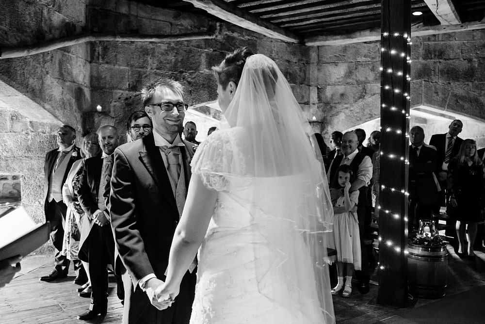Documentary wedding photography at Pendennis Castle 46