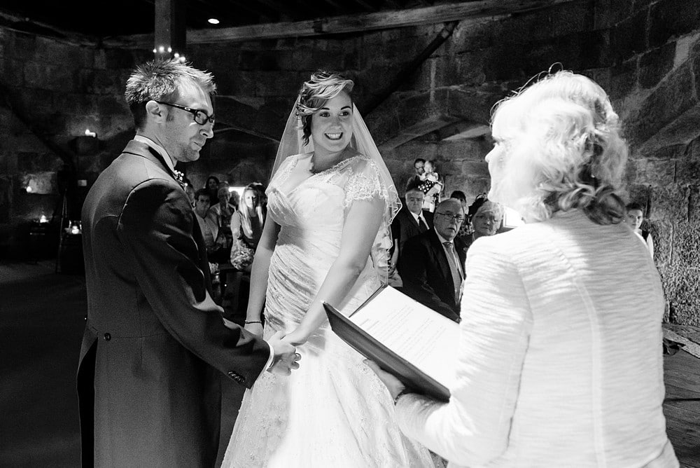 Documentary wedding photography at Pendennis Castle 47