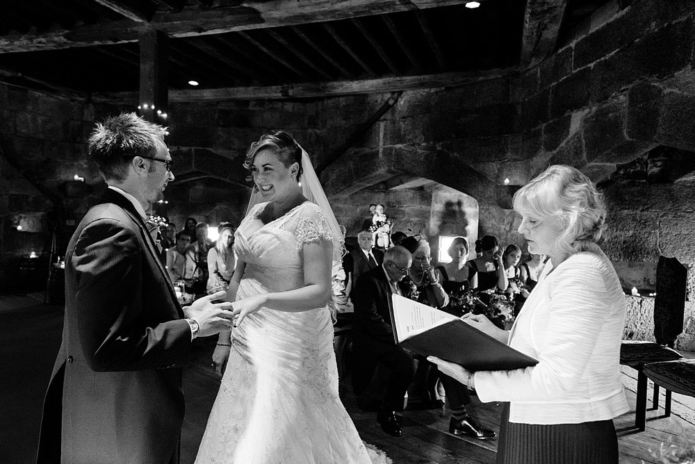 Documentary wedding photography at Pendennis Castle 48