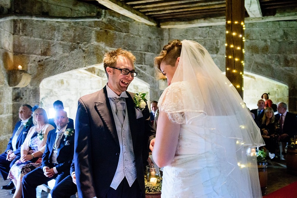 Documentary wedding photography at Pendennis Castle 50