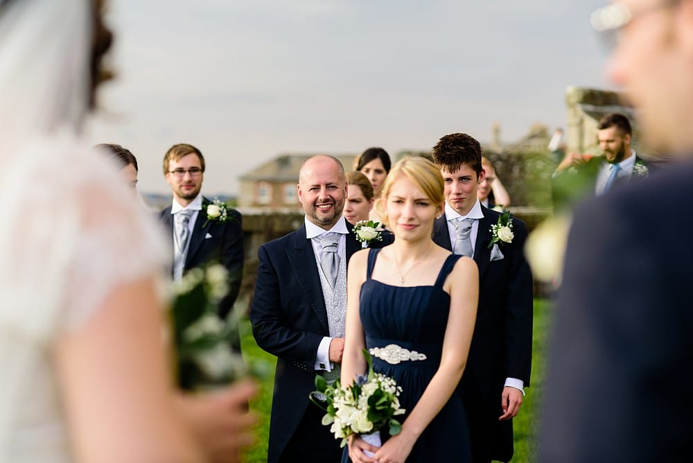 Candid wedding photography at Pendennis Castle 59
