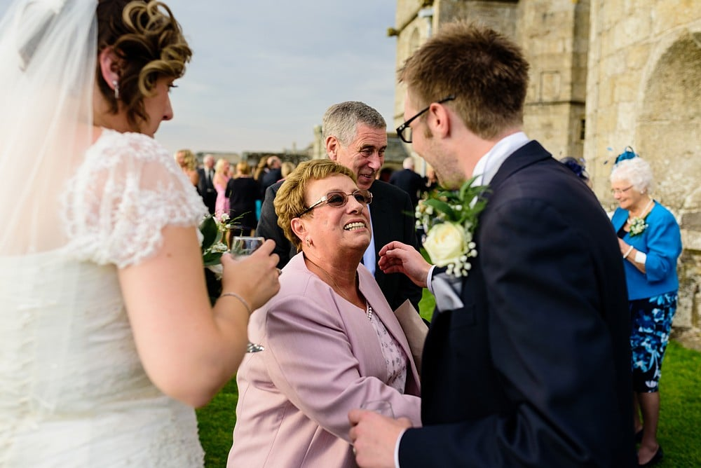 Candid wedding photography at Pendennis Castle 63