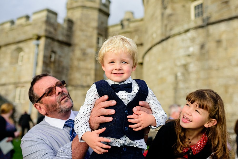 Candid wedding photography at Pendennis Castle 69