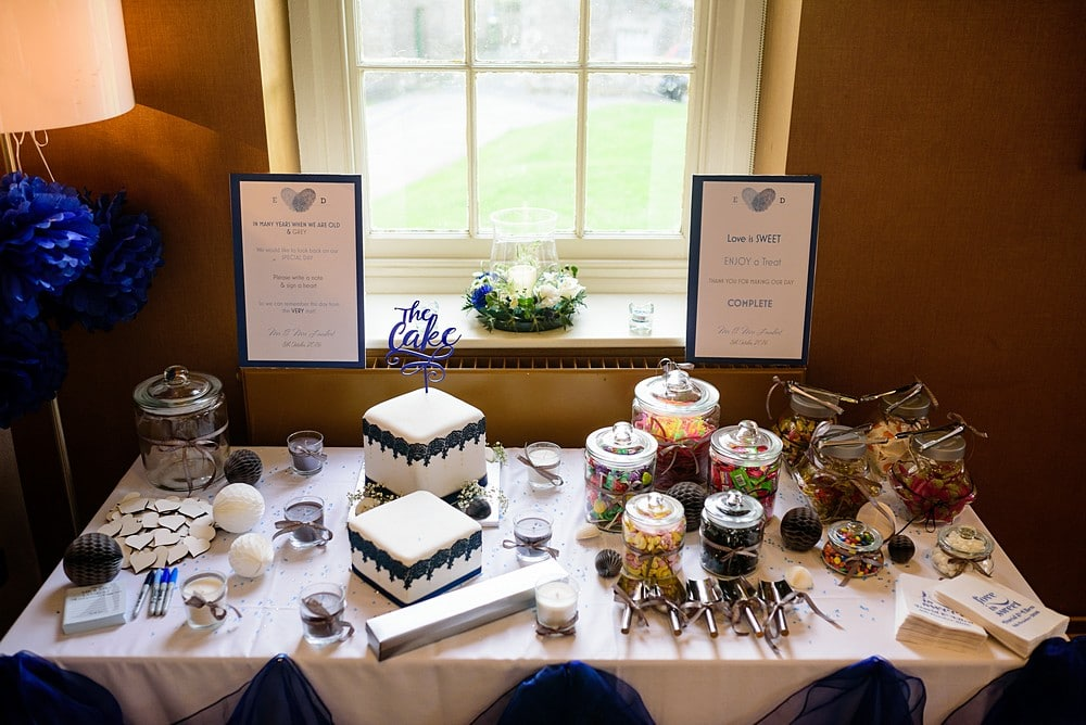 Cakes and sweets at Royal Garrison Artillery Barracks