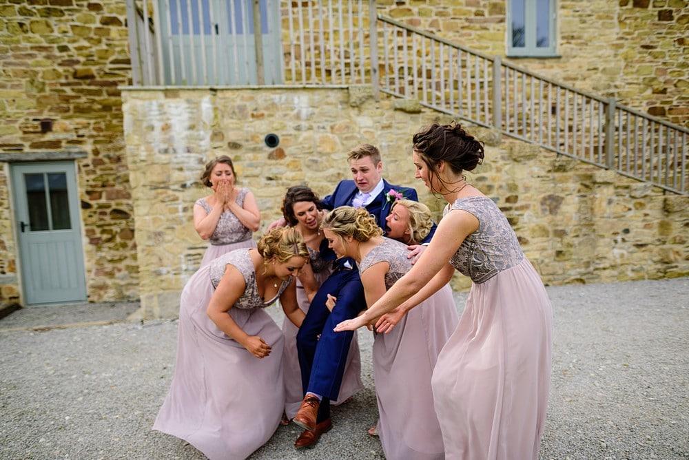 Rustic wedding at Nancarrow Farm 107