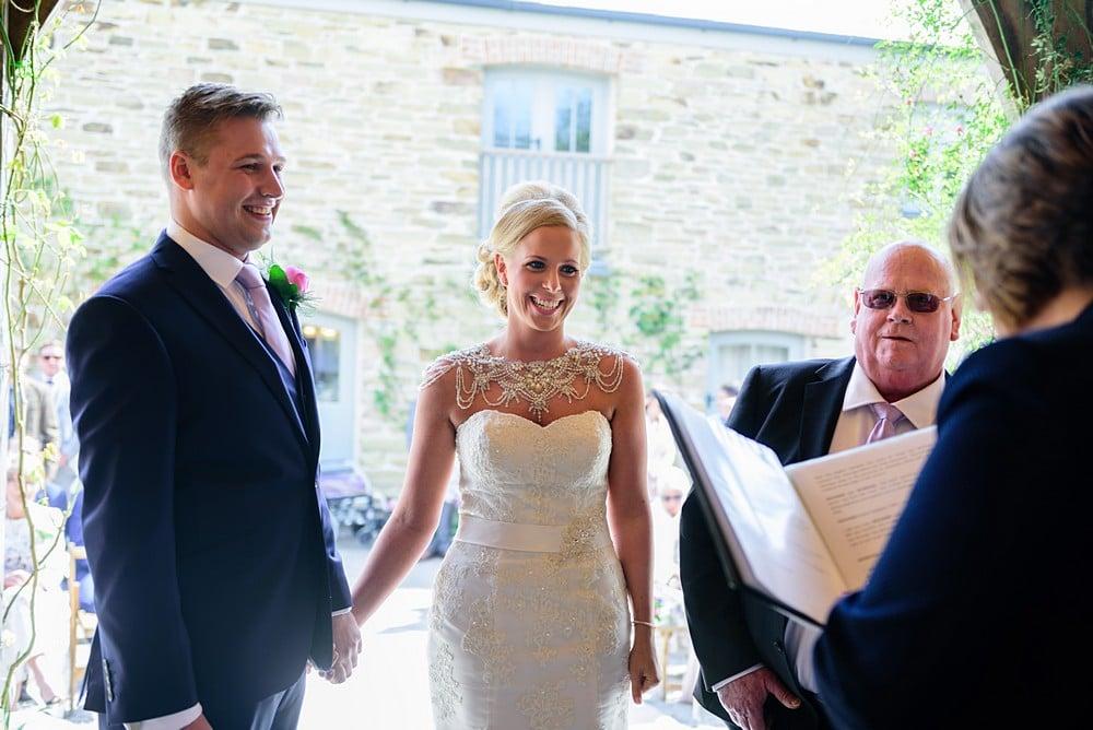Rustic wedding at Nancarrow Farm 29