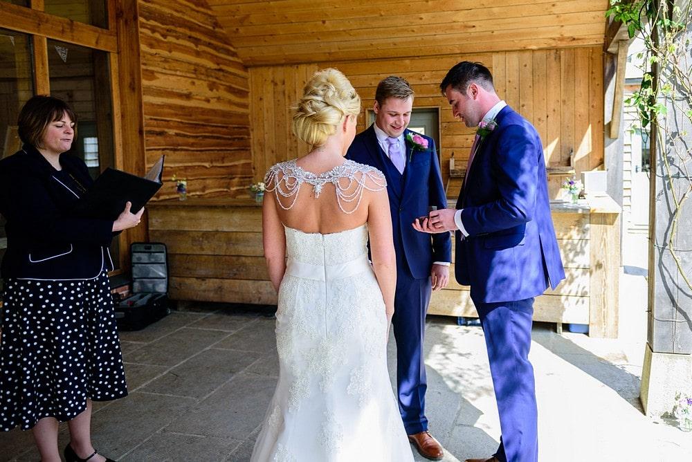 Rustic wedding at Nancarrow Farm 31