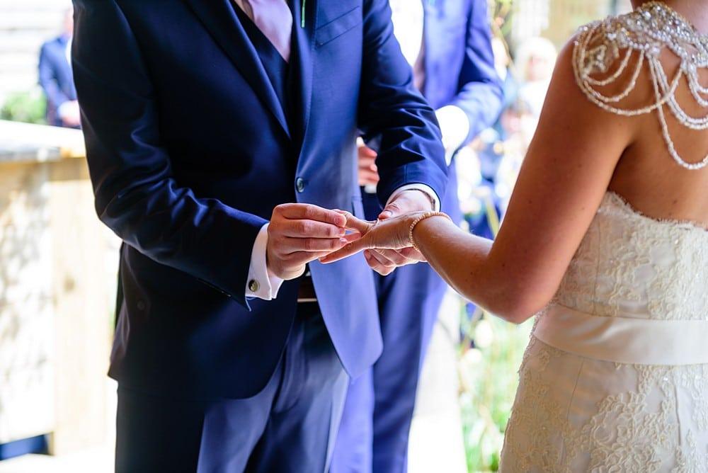 Wedding rings at Nancarrow farm 32