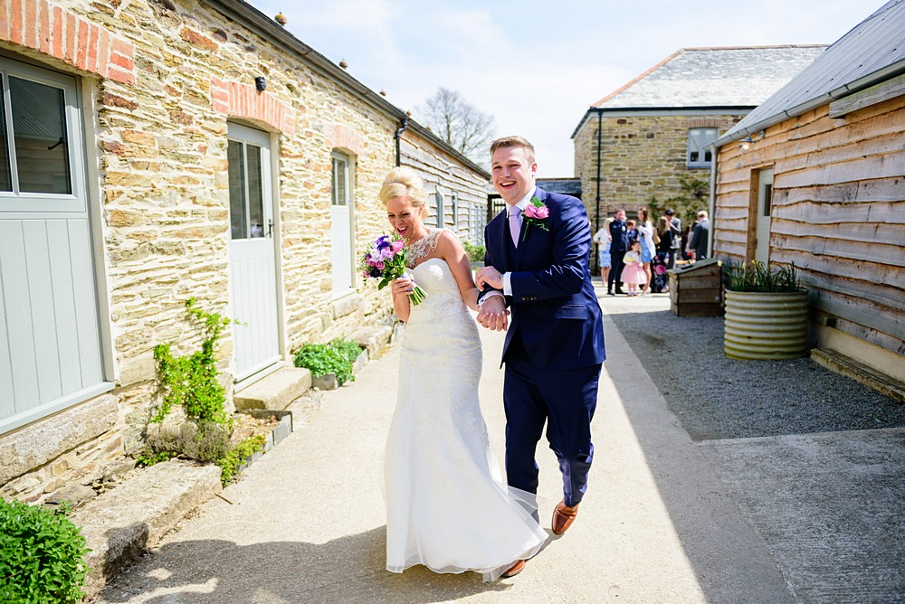 Rustic wedding at Nancarrow Farm 45