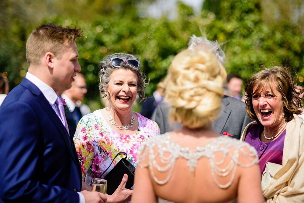 Documentary photographs at a Nancarrow Farm wedding 56
