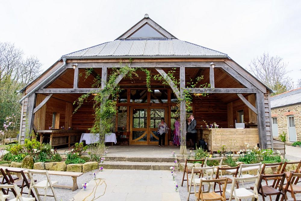 Oak Barn at Nancarrow Farm 6