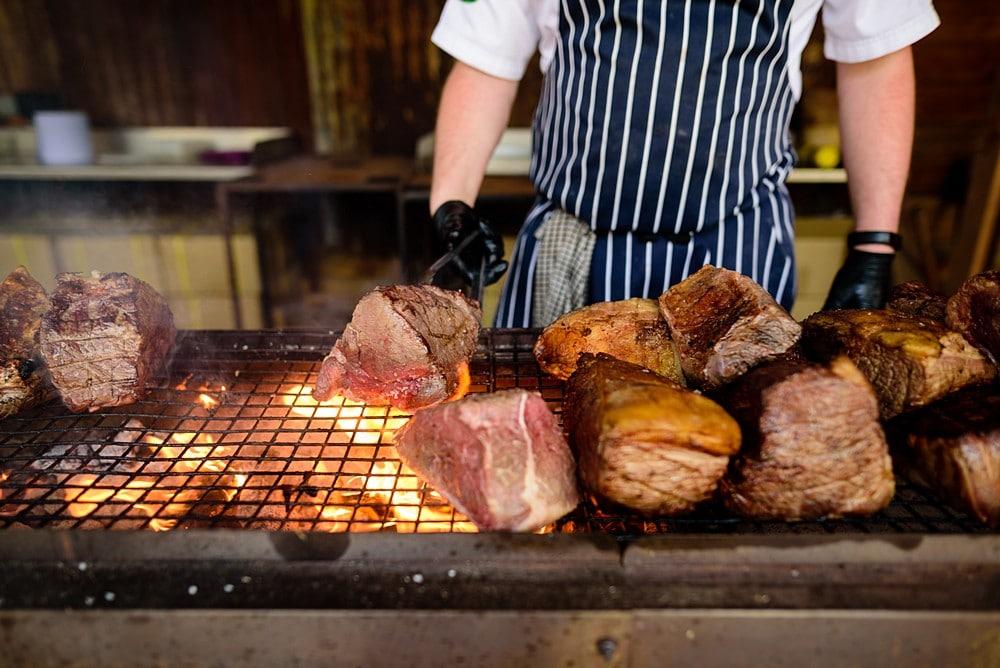 Nancarrow Farm Feast night BBQ