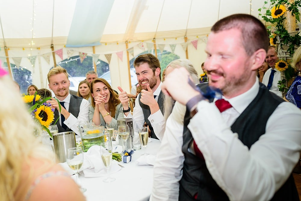 Bestmen wedding speeches at Prideaux Place 141