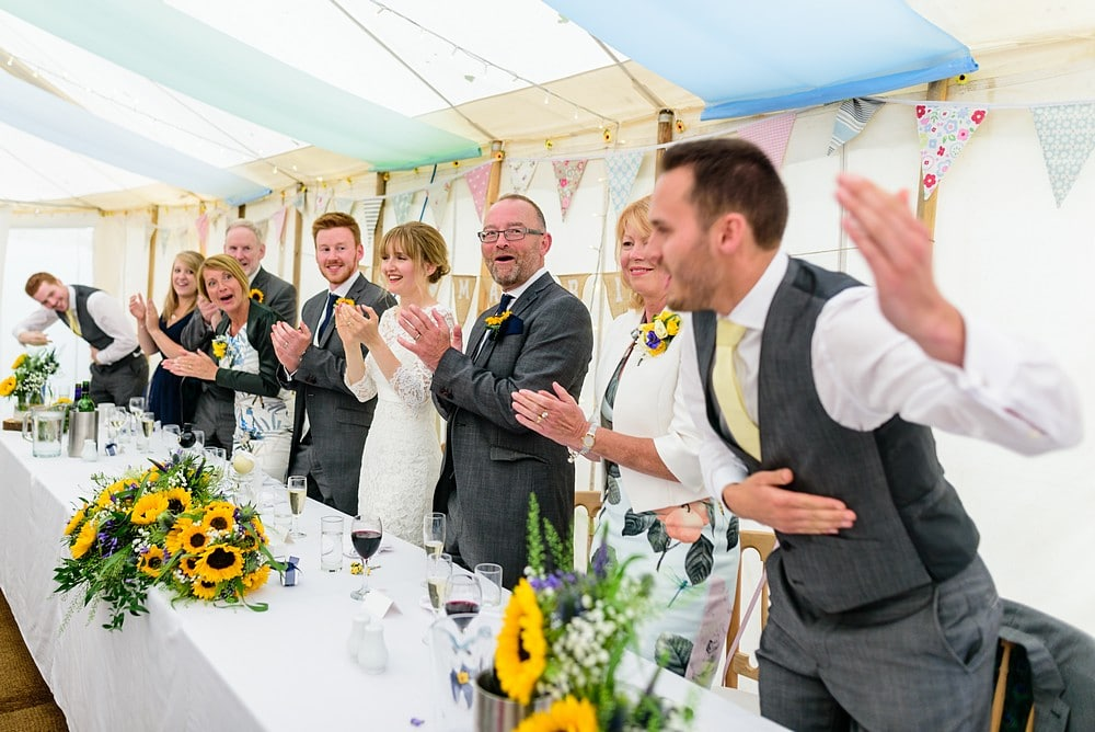 Bestmen wedding speeches at Prideaux Place 142