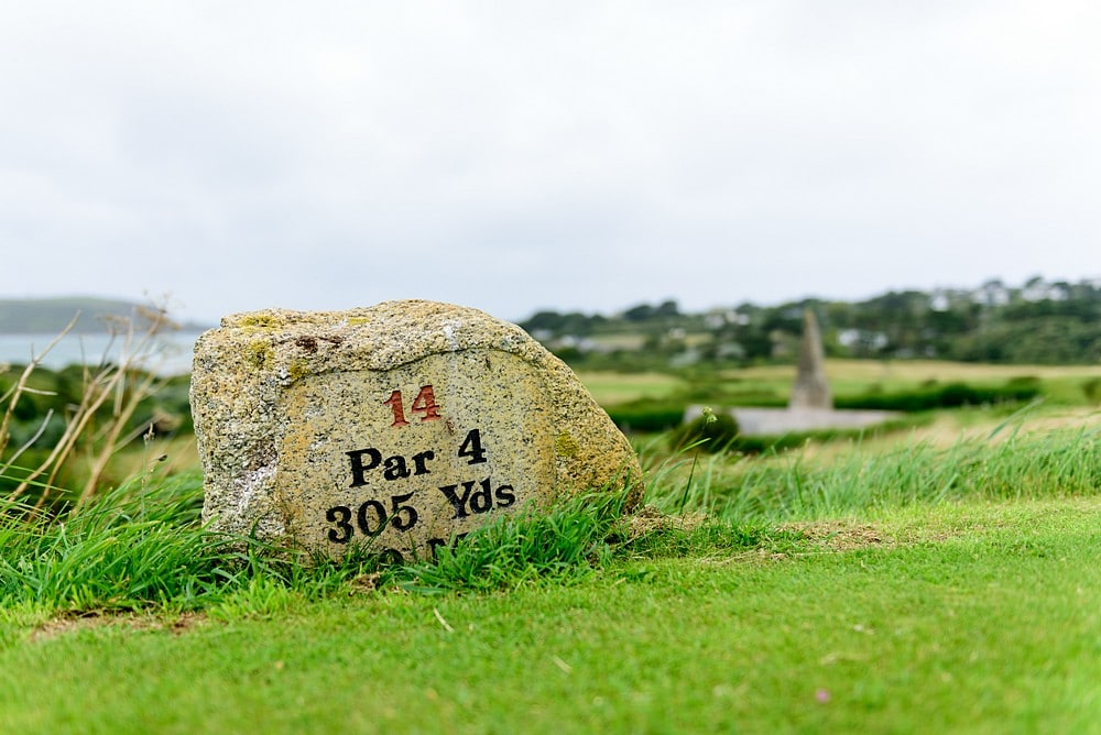St Enodoc golf course 42