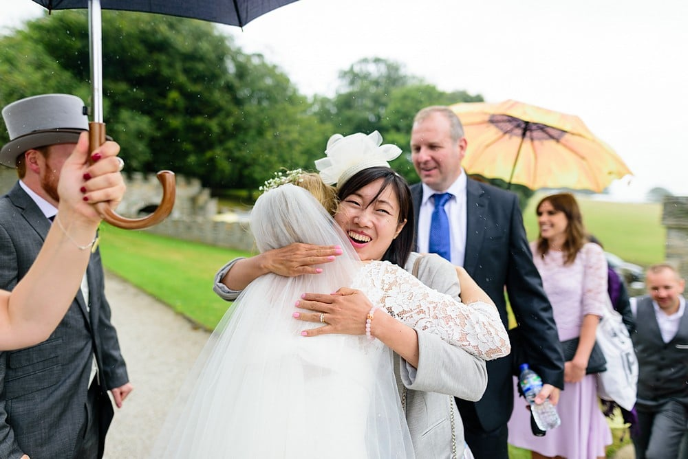 Candid wedding photography at Prideaux Place 96