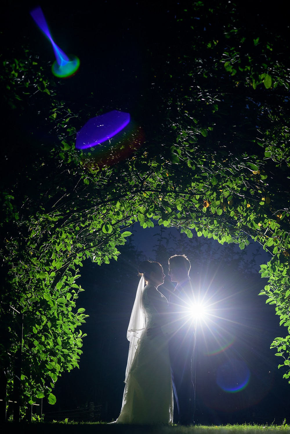 Creative wedding photography at a Chateau Forge Du Roy wedding 100